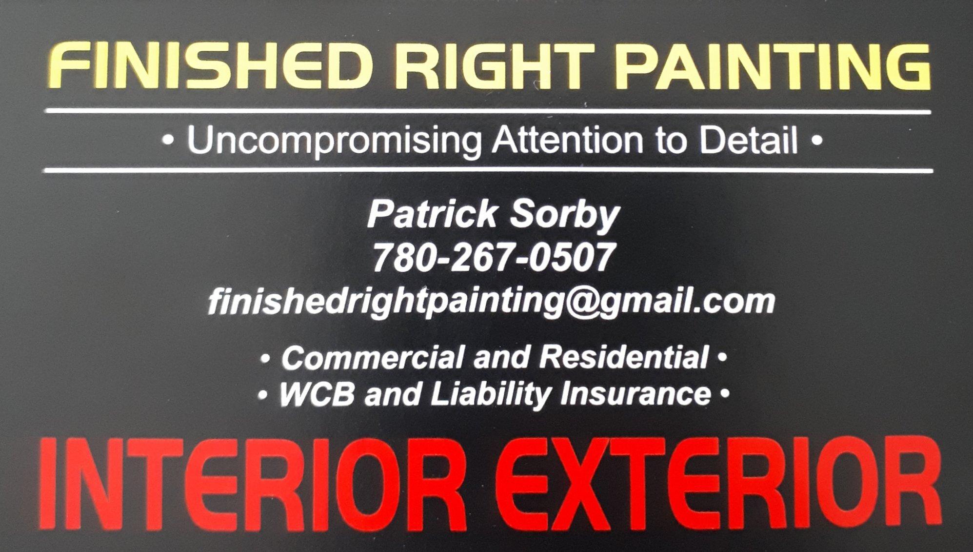 Leduc Rep Classifieds Painters Decorators Painting Services